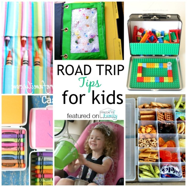Traveling with kids - 25 tips to keep them busy