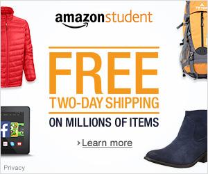 Amazon.com: Amazon Student