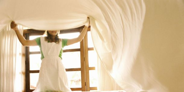Cleaning Secrets of Housekeepers - Professional House Cleaning Tips