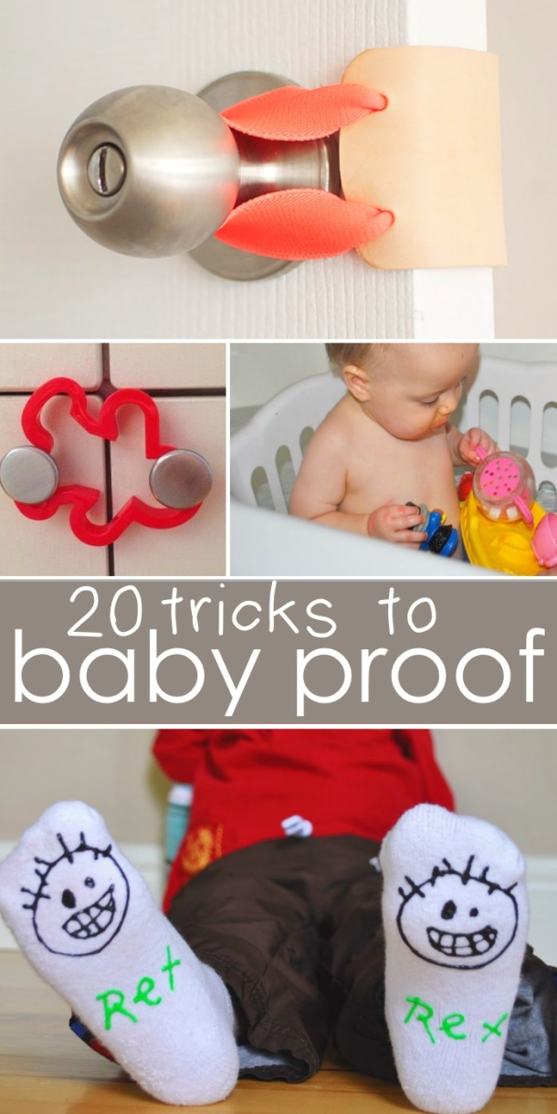 Genius (and CHEAP) Ways to Childproof Your Home - Kids Activities Blog
